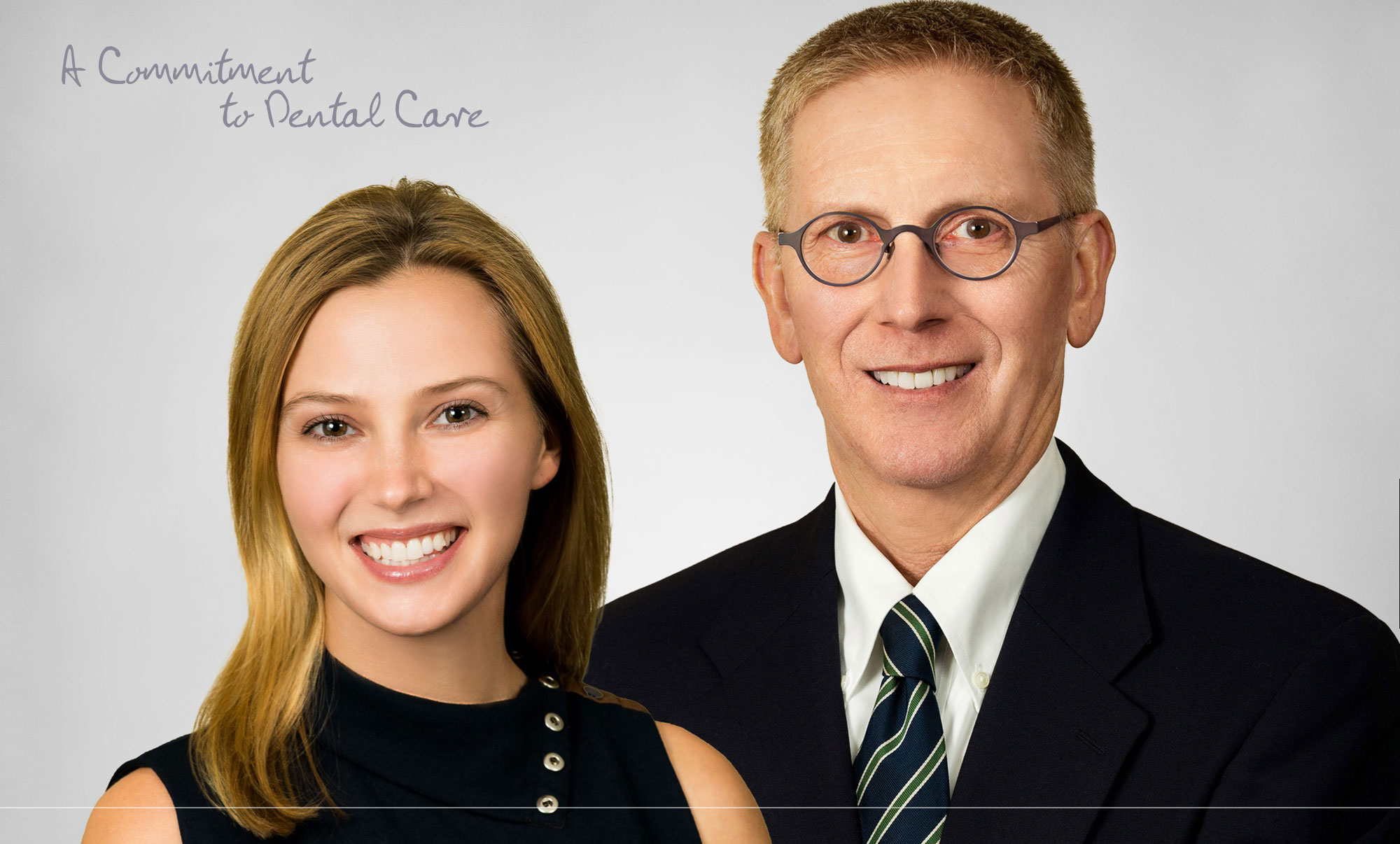 Doctors of Main Street Dentists John A. Scharcherl, DDS & Kate C. Scharcherl, DDS